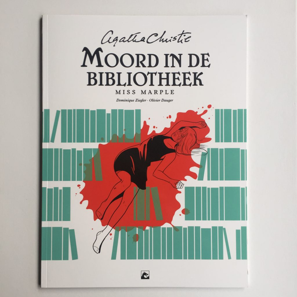 Agatha Christie - Moord in de bibliotheek