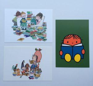 Kaarten nederlandse illustratoren