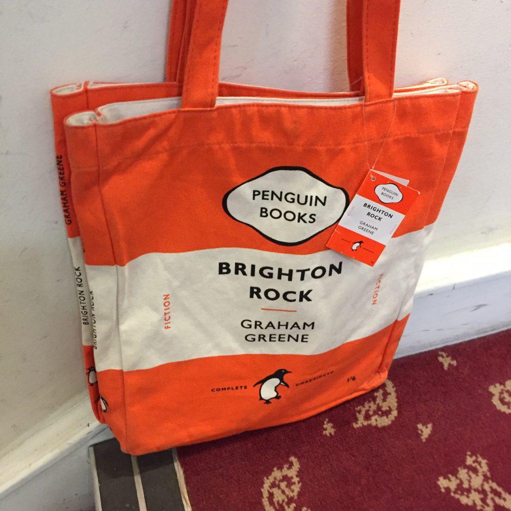 Penguin tas Brighton Rock
