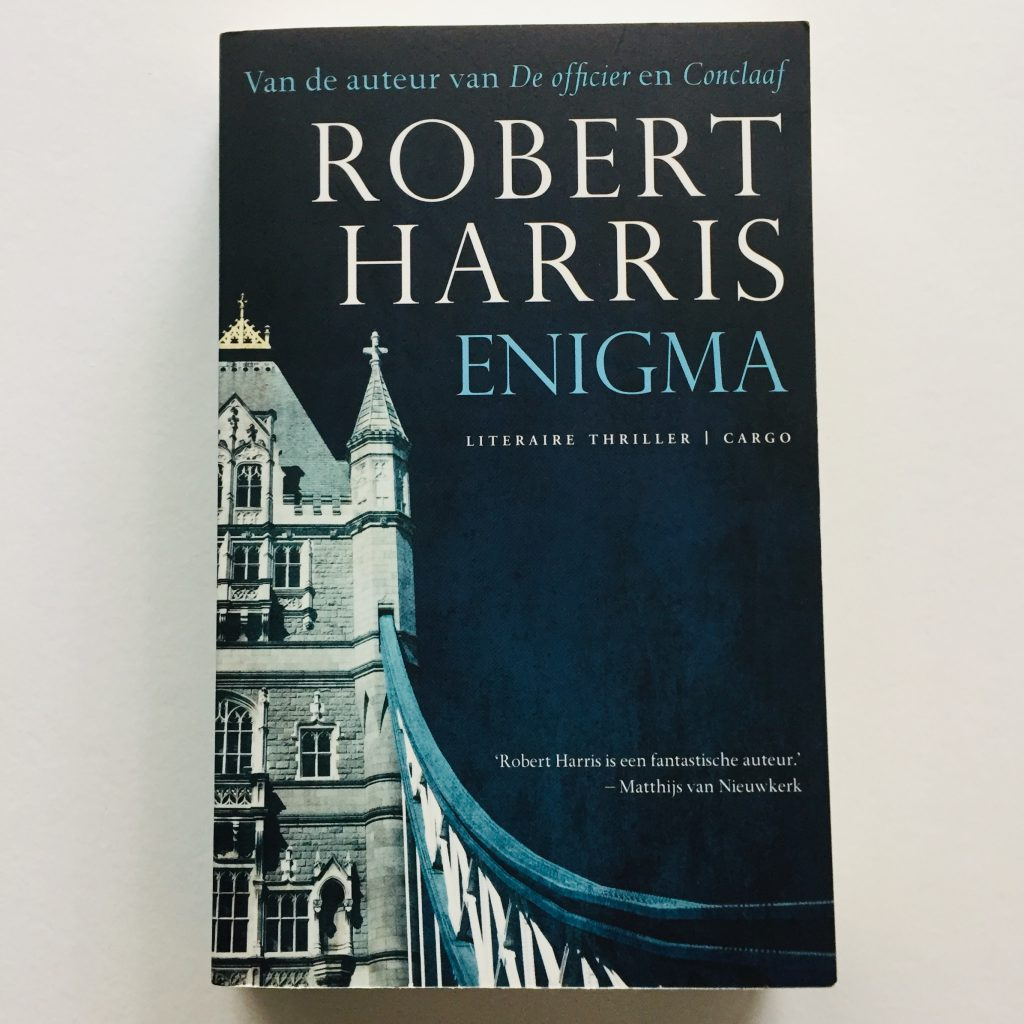 Enogma van Robert Harris