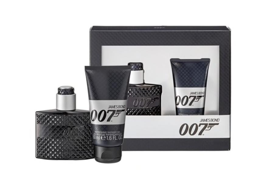 James Bond geschenkset van Kruidvat