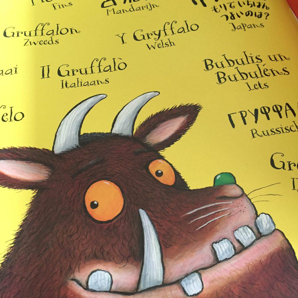 gruffalo-talen