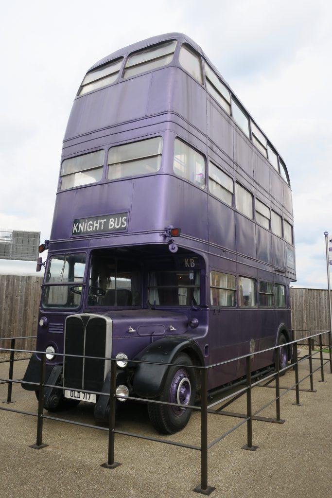 Harry Potter Studio Tour Knight Bus
