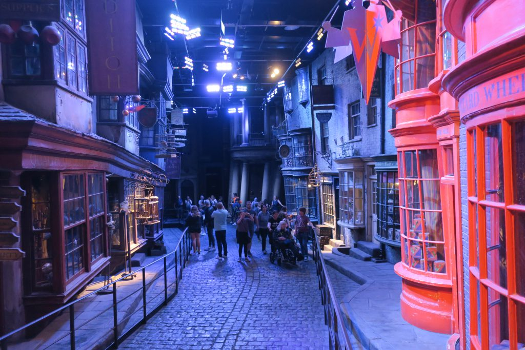 Harry Potter Studio Tour Diagon Alley