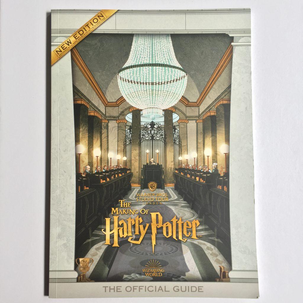 Harry Potter Studio Tour Official Guide