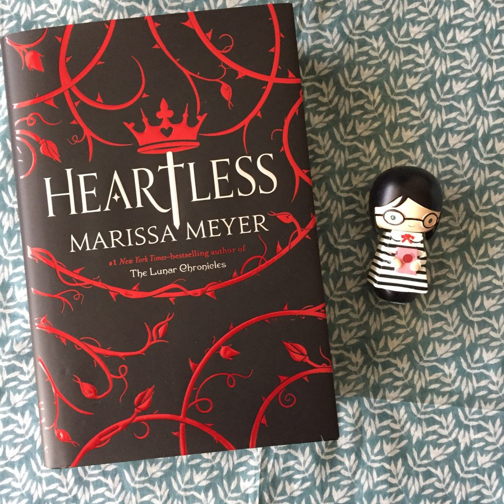 Boek Heartless van Marissa Meyer