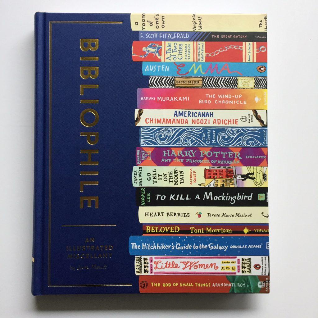 Bibliophile boek