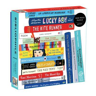 Bibliophile puzzel