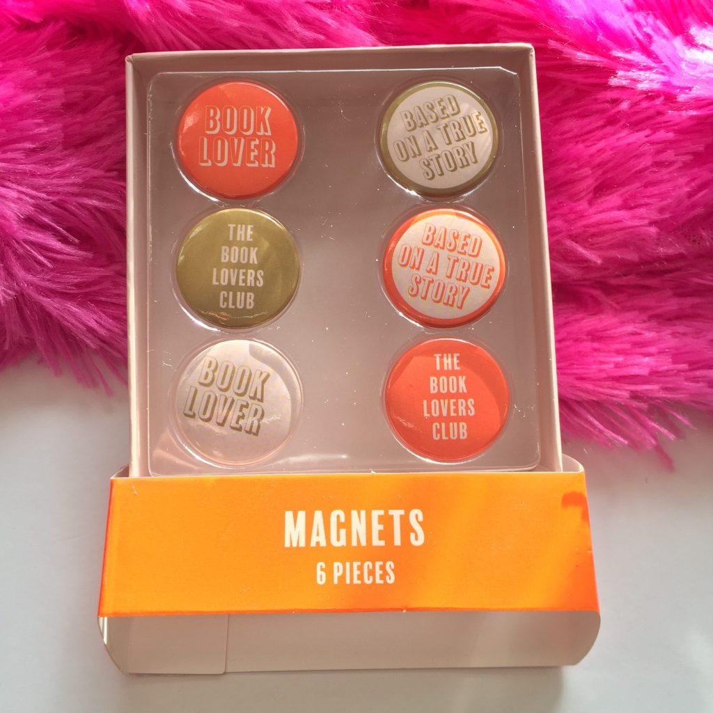 Booklovers magneten