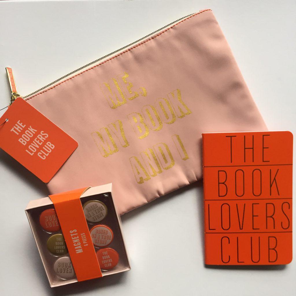 Booklovers club aankopen