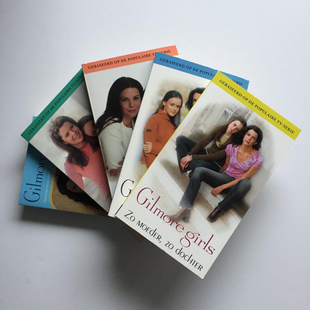 Gilmore Girls boeken