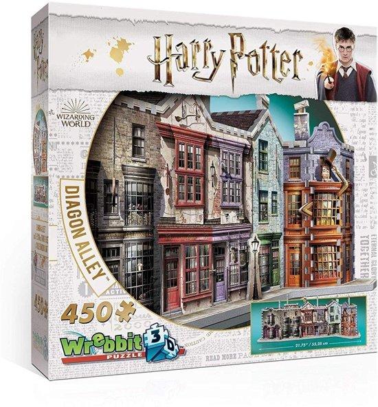 Puzzel Harry Potter Diagon Alley