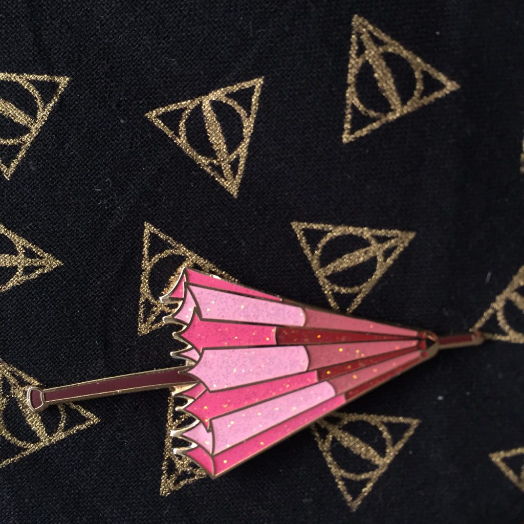 Studio Pins & Paper Hagrid's paraplu