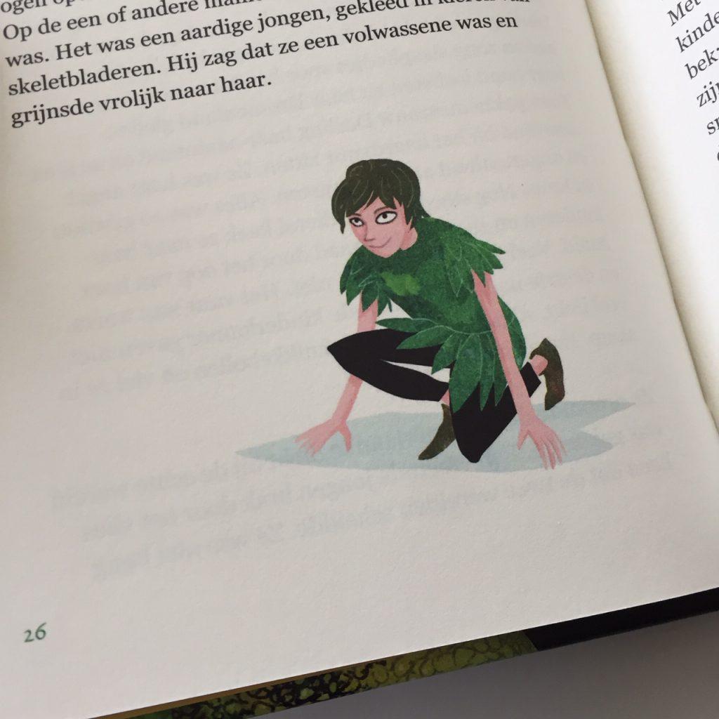 Zwijsen afbeelding Peter Pan