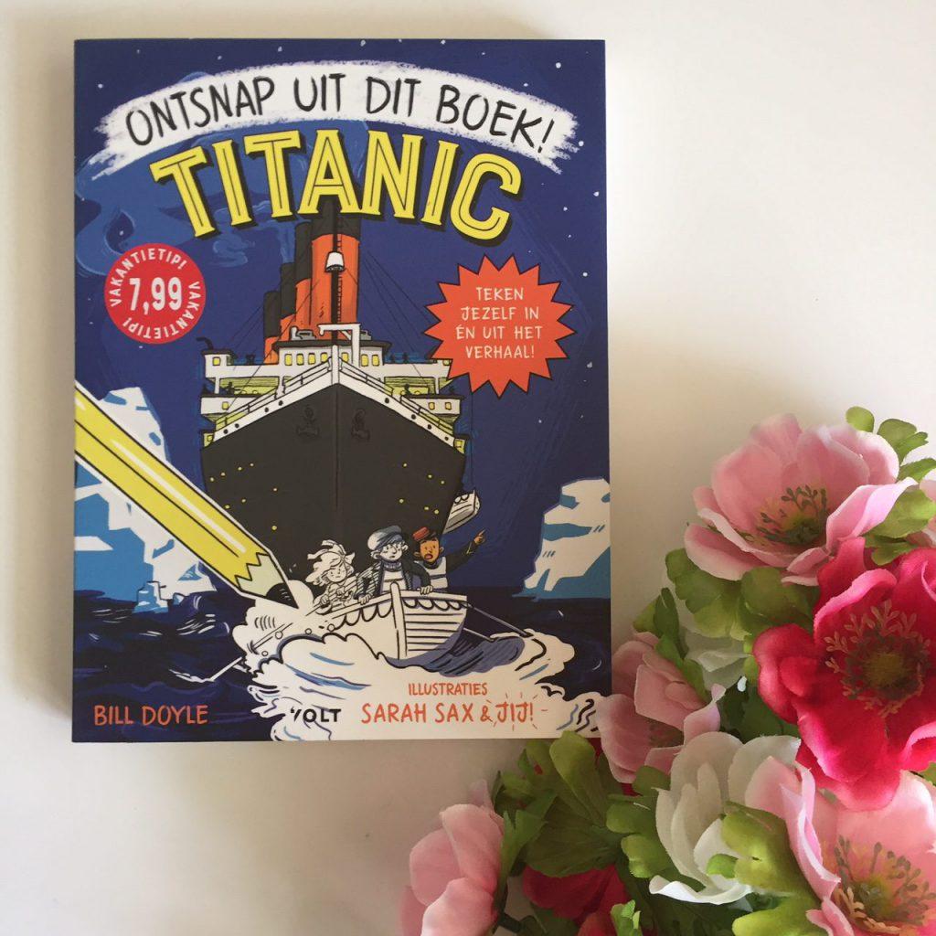Ontsnap van de Titanic