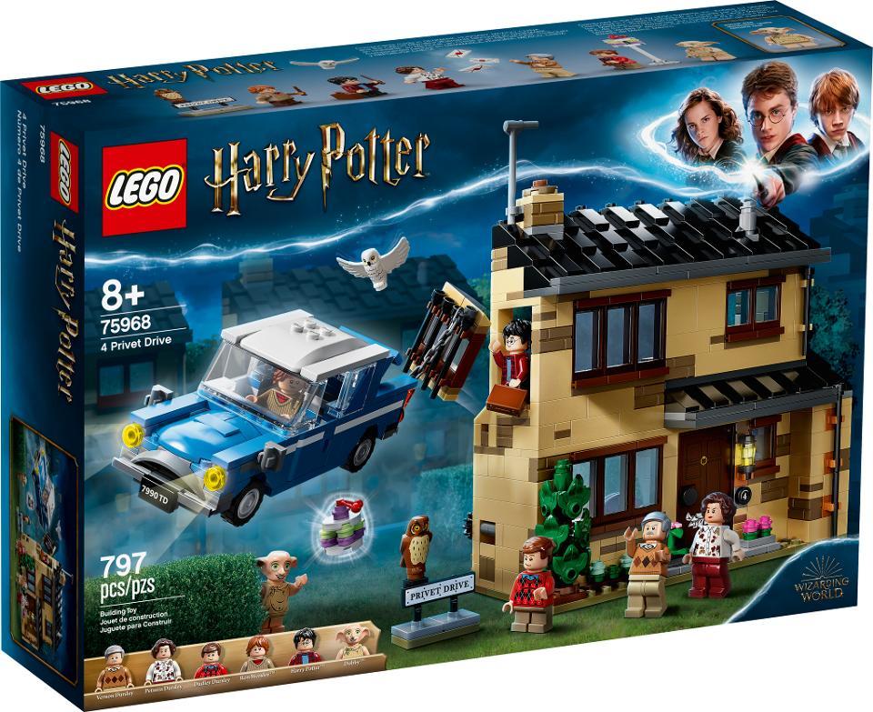 HP lego Ligusterlaan