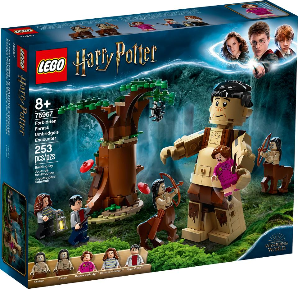 HP lego Verboden Bos