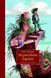Boek De kleine kapitein van Paul Biegel