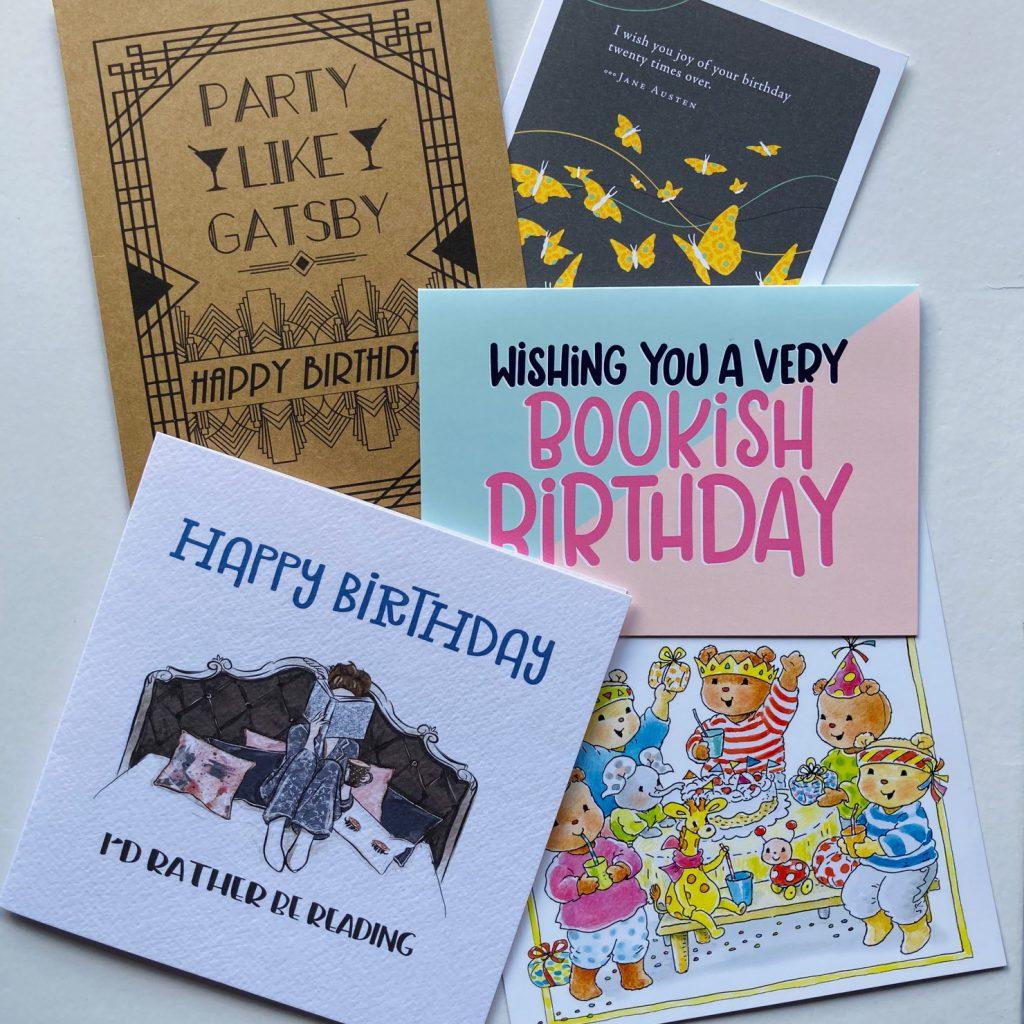 Selectie Birthday Cards