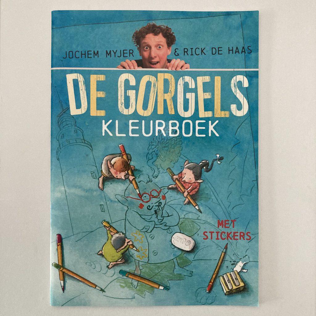 Gorgels kleurboek