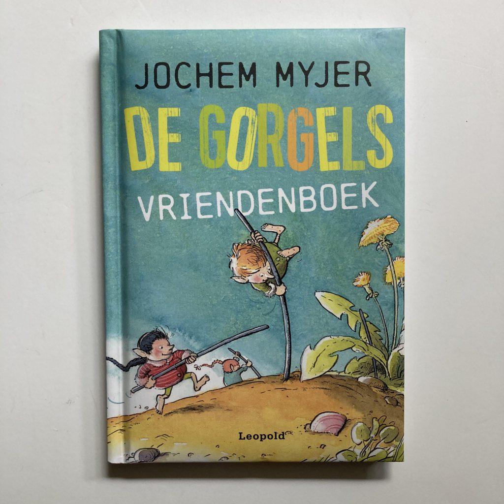 Gorgels vriendenboekje